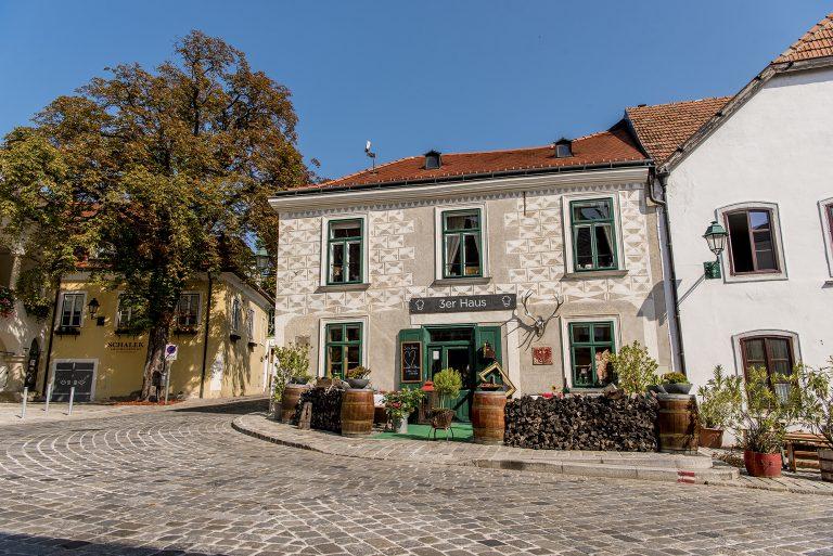Imagebild 3er Haus Gumpoldskirchen